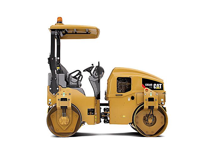 CB34B XW Utility Compactor