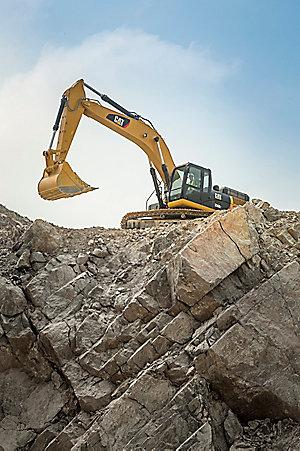 336D/DL Series 2 Large Excavators