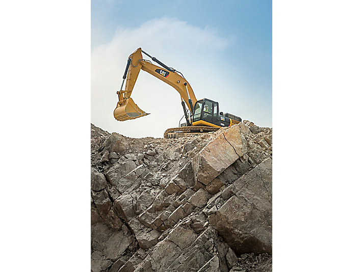 336D/DL Series 2 Large Excavators