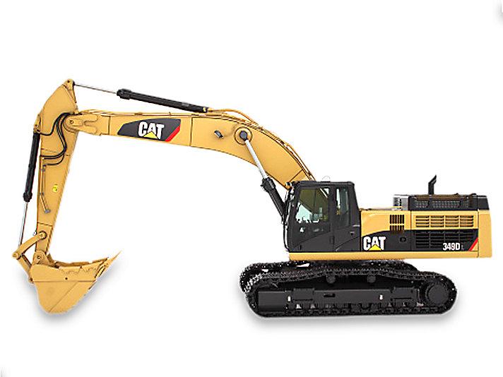 Escavadeira Grande 349D L