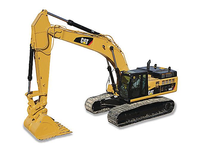 Escavadeira Grande 345D L