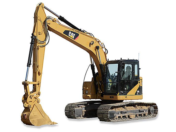 Excavadora Pequeña 314D CR/ 314D LCR