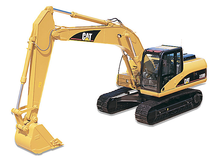 Escavadeira Média 320D2/D2L