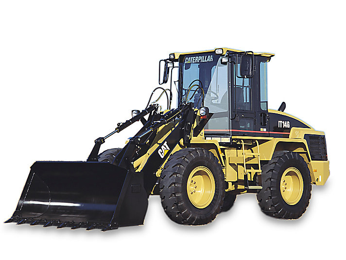 IT14G - 2012, Tier 2, Stage II, LRC Compact Wheel Loaders