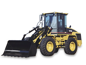 IT14G: 2012, Tier 2, Stage II, LRC de cargadores de ruedas compactos