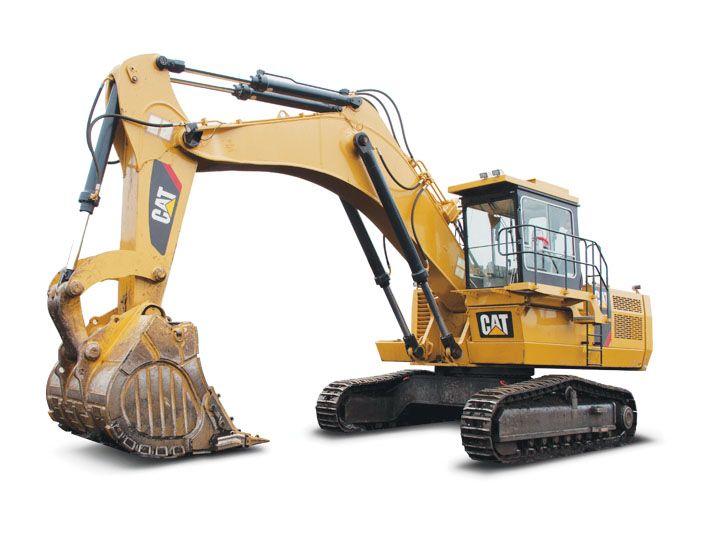 Palas hidráulicas para minería 6015/6015 FS
