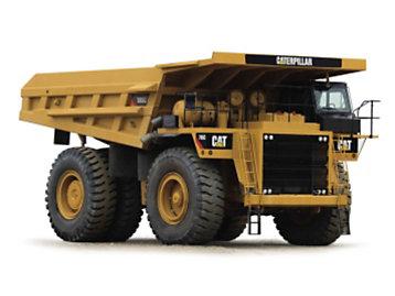 Camiones Mineros 785C