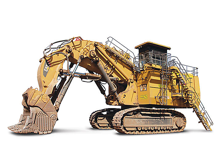 6050/6050 FS Hydraulic Shovel