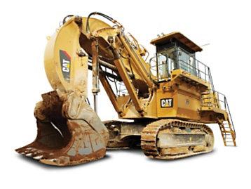 Palas Hidráulicas para Minería 6018/6018 FS