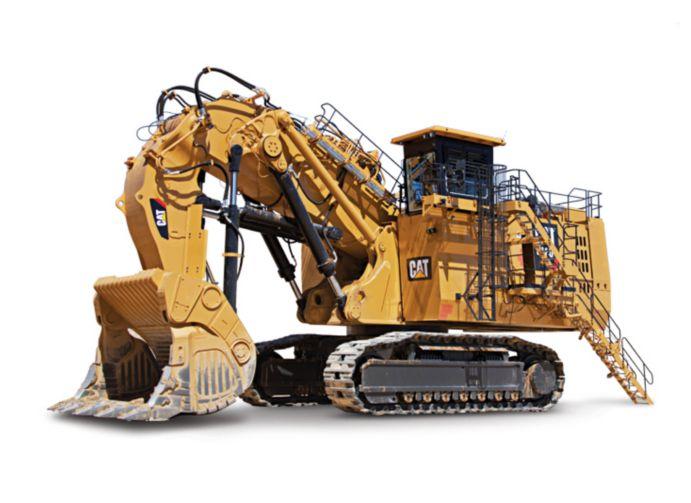 6060 AC/6060 AC FS Hydraulic Mining Shovel