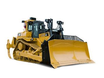 Tractor Topador D9R grande