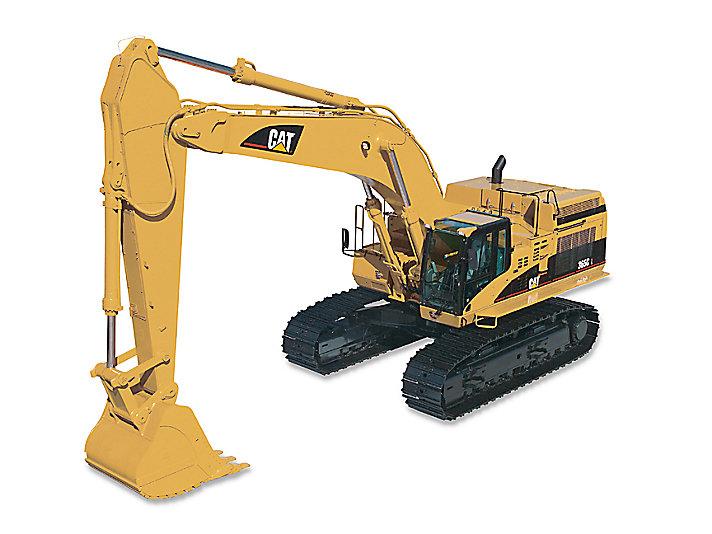 365C UHD Ultra High Demolition Excavator