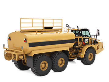 OEM Solutions. The 740B Water Truck