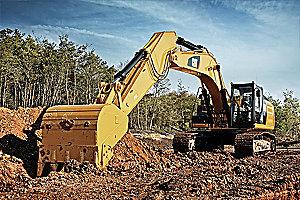 336E L/LN Large Hydraulic Excavator