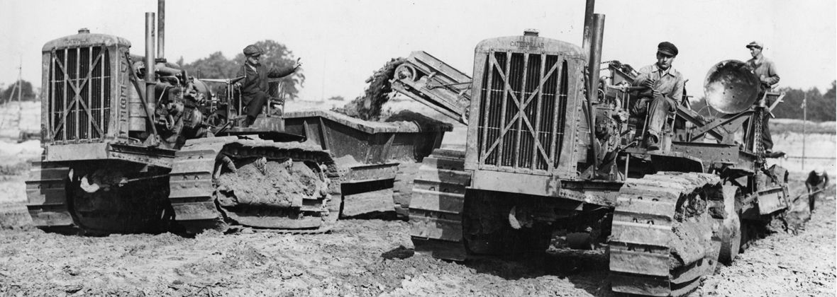 history of caterpillar The holt family has been associated with heavy equipment and caterpillar for  over 100 years holt cat executive leaders are direct decedents of benjamin.
