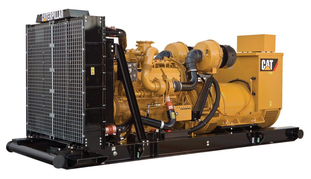 C27 ACERT Tier 2 Oilfield Diesel Generator Set