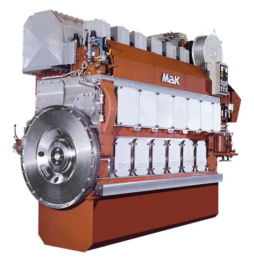 M 25 C Propulsion Engine