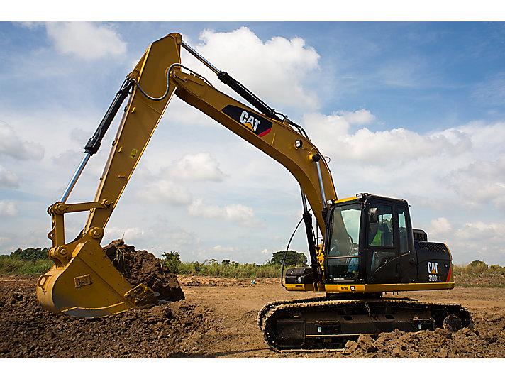 318D2 L Small Excavator