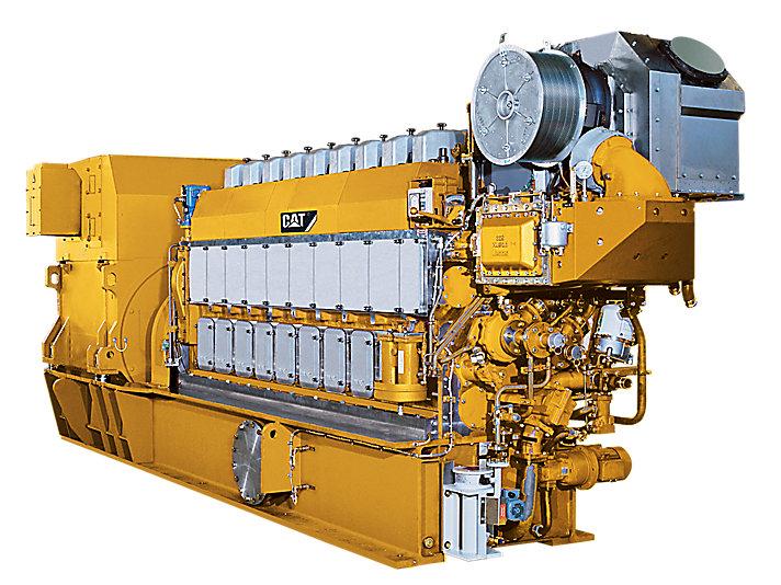 9CM20C 近海船舶发电机组