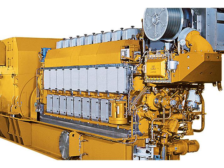 8CM25C Açık Deniz Jeneratör Seti