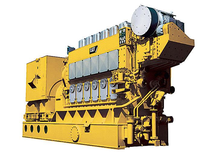 6CM32C海上発電装置