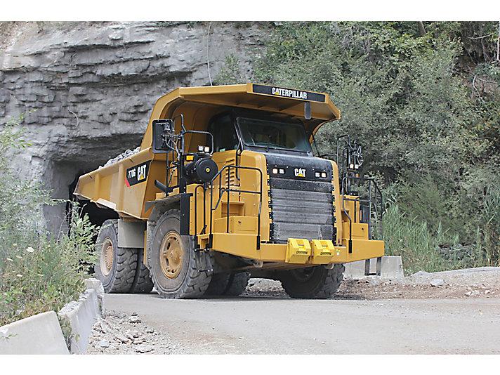 770G 非公路卡車