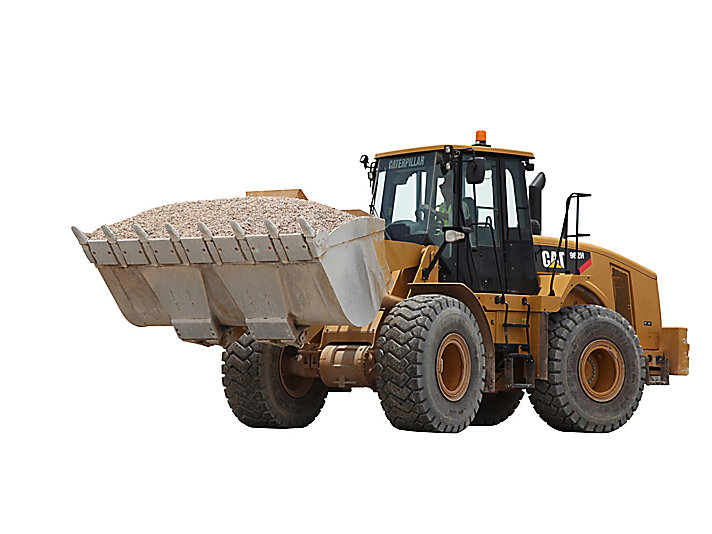 962H Medium Wheel Loader