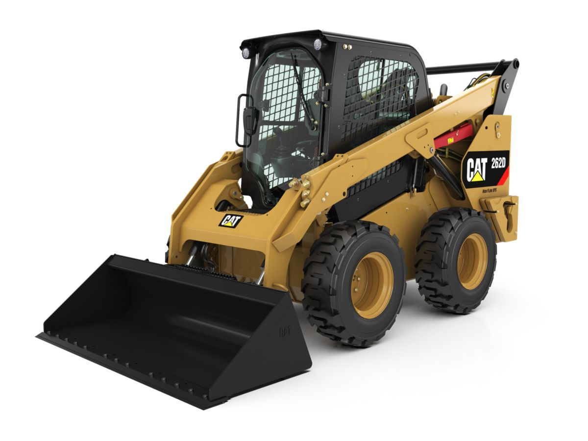 New CaterpillarSkid-Steer-Loaders