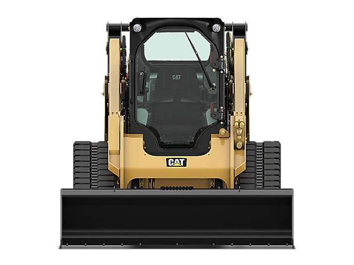 299D XHP Compact Track Loader