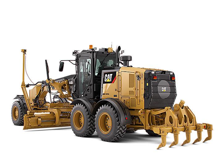 140M3 Motor Grader