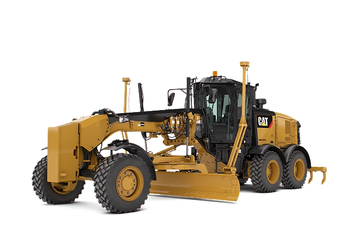 New 140m3 Motor Grader Louisiana Cat
