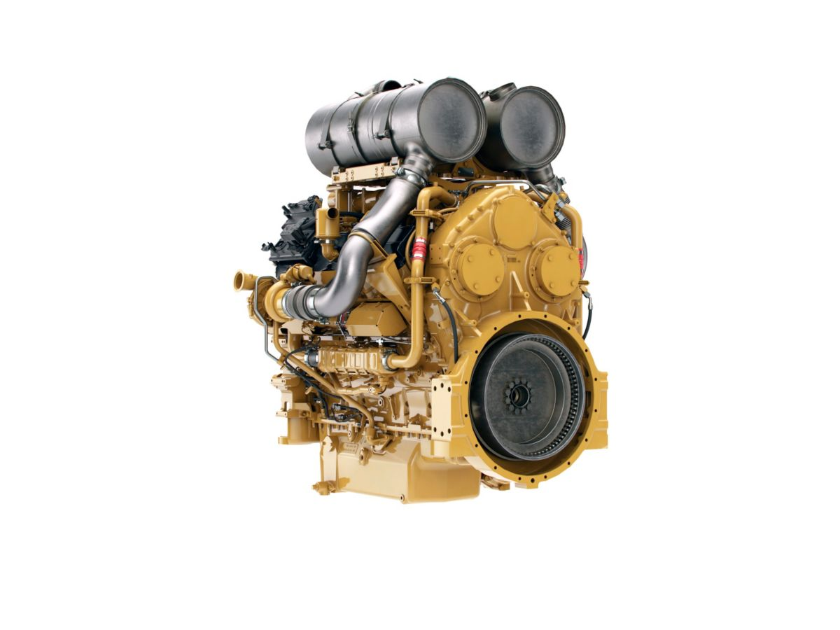 Cat® C27 ACERT™ Engine