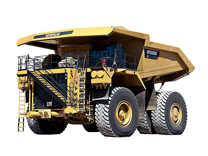 Caminhão de Mineração MT5300D AC