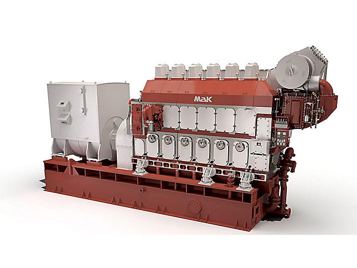 M 43 C 발전기 세트