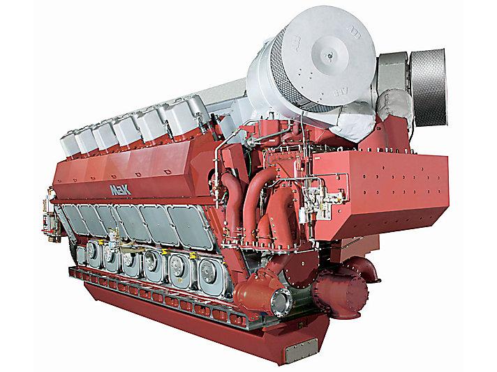 M 43 C