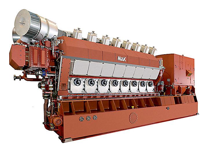 Zespół prądotwórczy VM 32 C