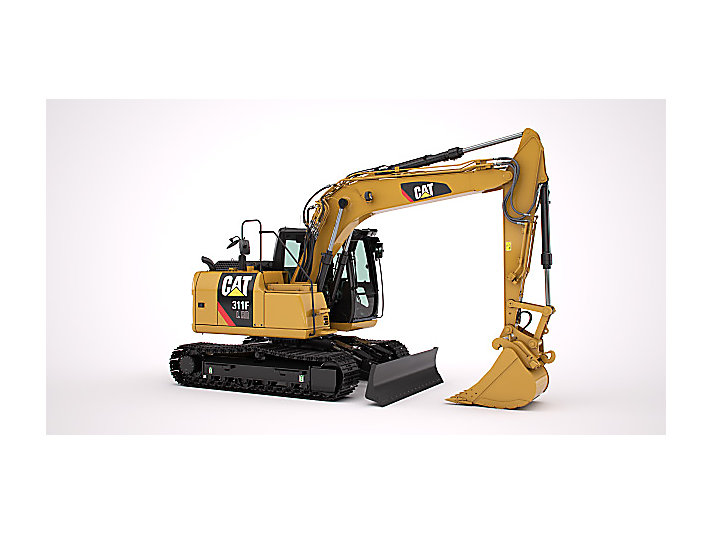 311F RR Small Excavator