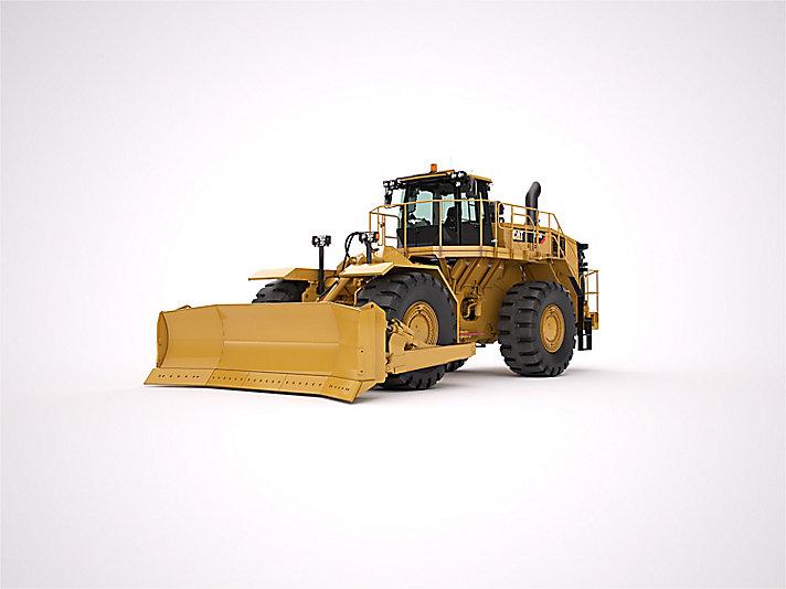 Tractores Topadores de Ruedas 834K