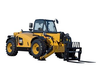 TH417D - Telehandlers