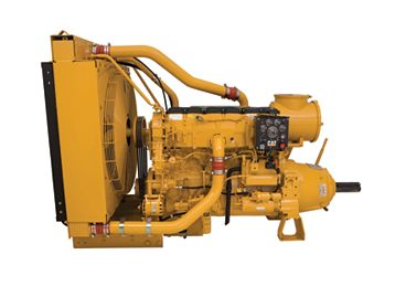 C18 ACERT™ - Industrial Diesel Power Units - Lesser Regulated & Non-Regulated