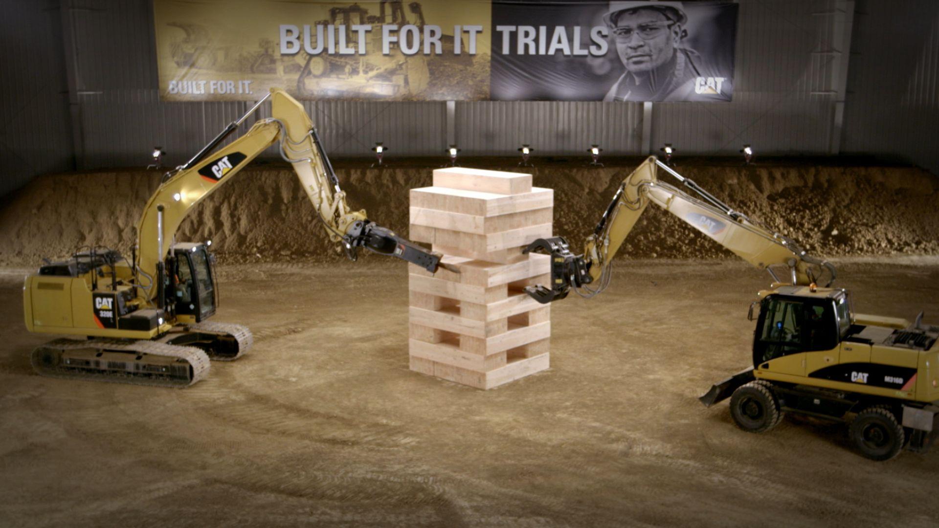 Built For It™ Trials -