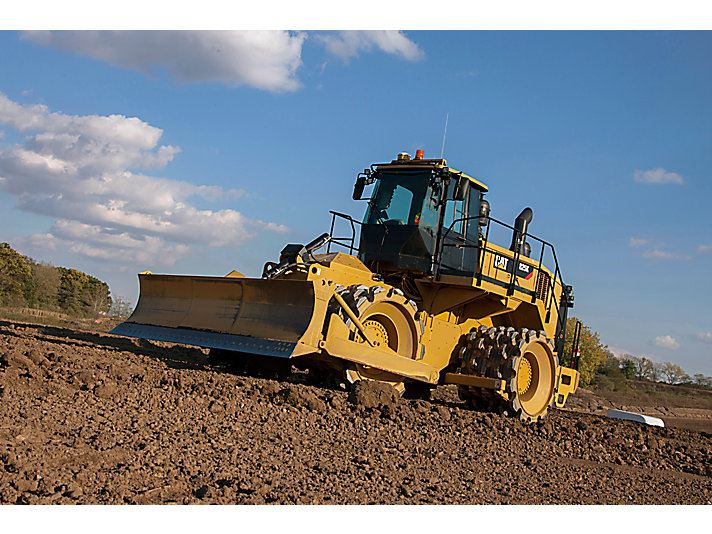 ضاغط التربة 825K