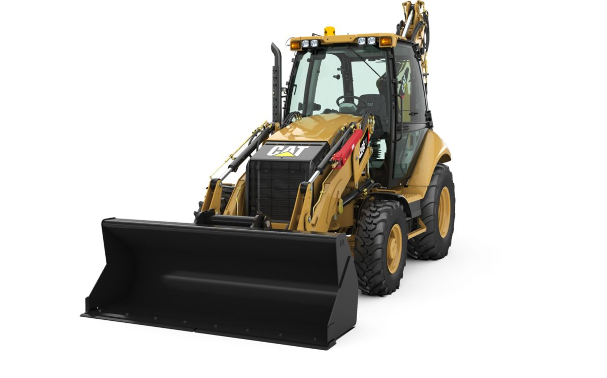 New CaterpillarBackhoe-Loaders