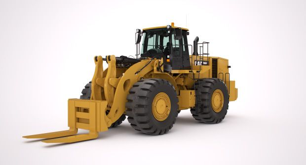 Speciality Large Wheel Loaders