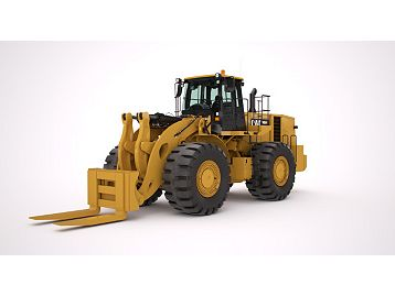 986H Block Handler Arra… - Large Wheel Loaders