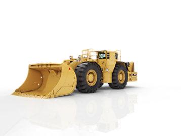 Cargador para Minería Subterránea de Carga, Acarreo y Descarga (LHD) R3000H