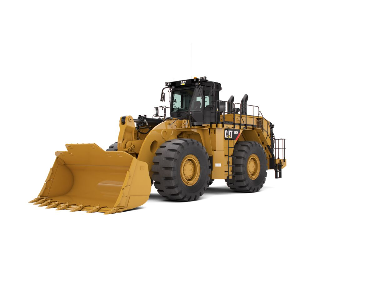 990K Large Wheel Loader