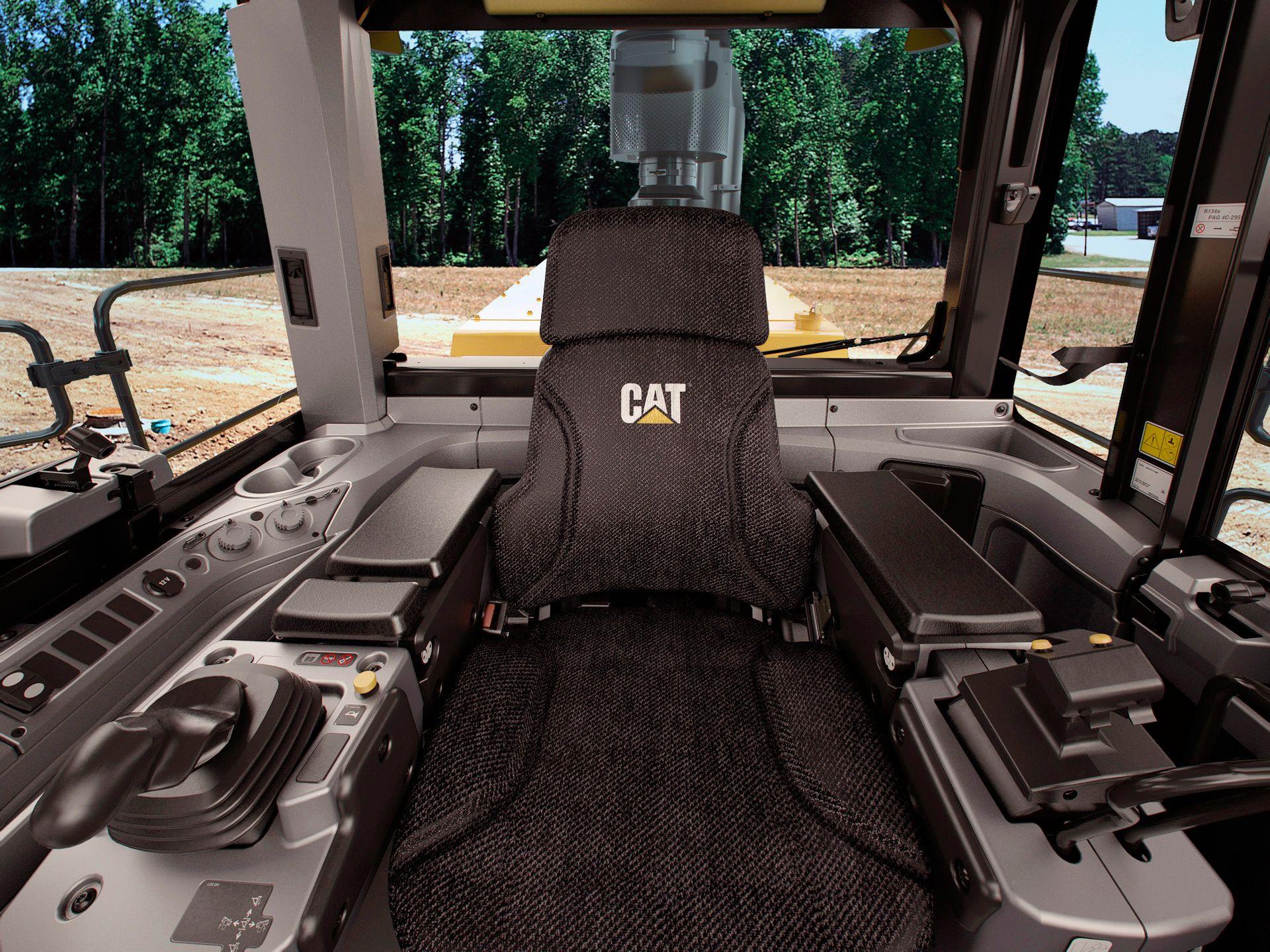 Cat Comfort Series III Seat