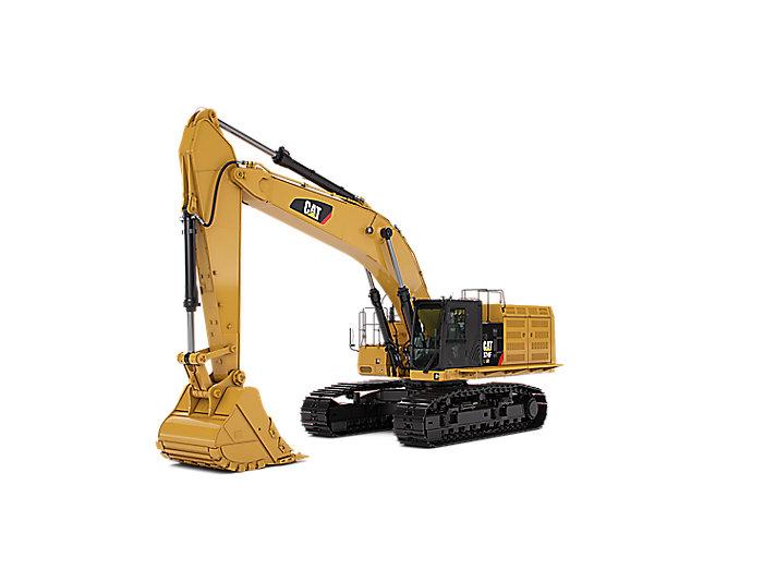374F L Large Excavator
