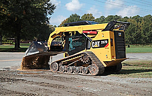 297D Multi Terrain Loader
